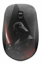 NEW HP z4000 Star Wars DARTH VADER Wireless Mouse USB computer Windows 10/8/7/XP