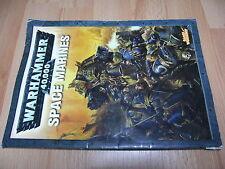 Codex Space Marines 4. pm EDT.