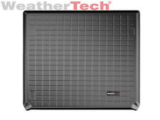 WeatherTech Trunk Mat for Mercedes-Benz E-Class Wagon - 2004-2009 - Black