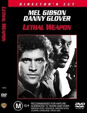 LETHAL WEAPON...MEL GIBSON..DANNY GLOVER....REG 4...NEW & SEALED