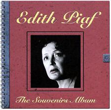 Piaf, Edith : Souvenirs Album CD