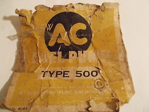 37 38 39 40 41 42 Nash Vacuum Wiper NOS AC Combination Fuel/Vacuum Pump Type 500