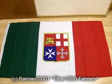 Fahnen Flagge Italien Handelsflagge - 90 x 150 cm
