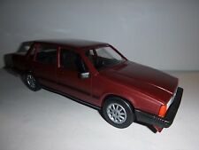 B8 STAHLBERG VOLVO 760 GLE FINLAND PROMO MODEL CAR MOUNTAIN