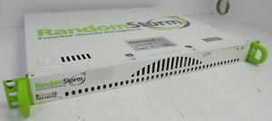"RandomStorm ""ISTORM"" Network Security Appliance"