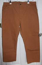 Dickies Duck Brown Canvas Carpenter Pants 44x32 100% Cotton