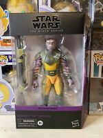 "Star Wars Black Series Rebels Garazeb ""Zeb"" Orrelios 6"" Action Figure IN STOCK"