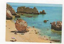 Lagos Algarve Portugal Praia da D Ana Portugal Postcard 445a