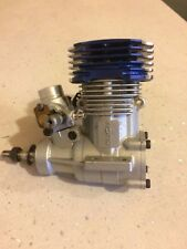 OS / ALIGN 50 Hyper Nitro Model Helicopter Engine GOOD CONDITION
