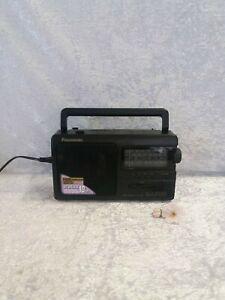 PANASONIC RF-3500 ( GX500) - Tragbare  FM/LW/SW/MW 4-Band Radio #2148