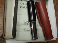 Otis Kings Pocket  Calcuatorscccale 423, with rules and regs