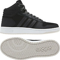 Adidas Women Shoes Casual Sneakers Fashion Hoops Mid Trainers Running B42110 New