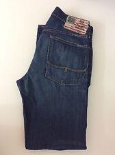 "Ralph Lauren Polo Bradford Men's Jeans, W34"" Inside L34"" Denim Blue Vgc"