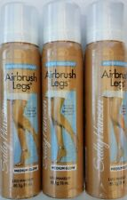 3× Sally Hanson Airbrush Legs - Medium Glow