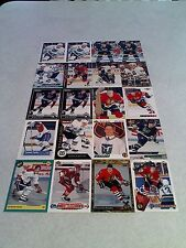 *****Patrick Poulin*****  Lot of 100+ cards.....40 DIFFERENT / Hockey