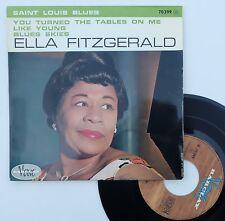"""EP Ella Fitzgerald  """"Saint Louis blues"""" - (TB/TB)"""