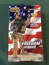 1/6 BBI Elite Force US Army Special Force Delta Force dragon