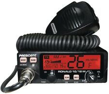 PRESIDENT RONALD 50 WATT 10/12 METER AM/FM AMATEUR RADIO