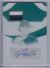 FORREST WHITLEY 2019 Immaculate Pure Printing Plate Jersey Patch Auto Astors 1/1