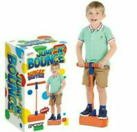 Toyrific Jump 'N' Bounce Bungee Hopper Soft Pogo Stick Space Balance Toy Kids