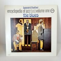 Leonard Feather - Encyclopedia Of Jazz Vol. One The Blues Verve V6-8677 LP