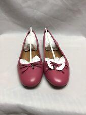 COACH Flatiron Ballet Flats A01667 Rouge 8.5 NIB
