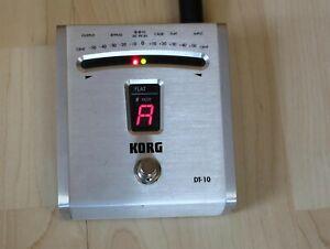 Korg DT 10 Gitarren Stimmgerät Guitar Tuner Akustik E-Gitarre