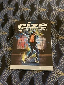 CIZE The End of Exercize DVD Shaun T Workout Exercise Fitness 3-Disc Set