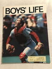 1971 Boys Life CINCINNATI Reds JOHNNY BENCH What Baseball Means To Me