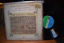 John Lewis The Golden Striker LP Atlantic 1334 Stereo