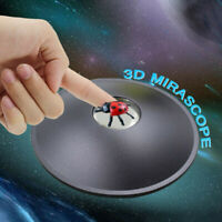 3D Mirascope Floating Optical Magical Illusion Hologram Magic Trick Kid Game Toy