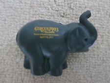 Circus 1903 Elephant Squeeze Toy BRAND NEW