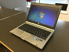 Hp EliteBook 2560p i7 8 Gb Ram 180 Gb SSD Windows 10 Pc Ricondizionato Notebook