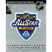 2020 Official NHL All Star Game St Louis Blues Embroidered Jersey Patch