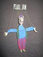 "90s PEARL JAM ""Freak - Swallow"" Concert Tour (XL) T-Shirt EDDIE VEDDER"