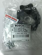 1605805079 bearing flange PWS9-125 PWS10-125 genuine BOSCH