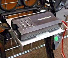 Fosgate Harley Davidson Touring  amplifier amp shelf bracket mount bagger audio