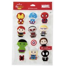 Hallmark Itty Bittys Marvel Avengers Puffy Sticker Pack