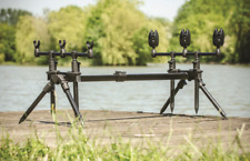 Leeda Rogue Carp Fishing NEW 3 in 1 Rod Pod and Carry Case