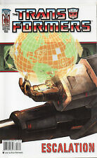 Transformers Escalation #3 (NM)`06 Furman/ Su (Cover B)
