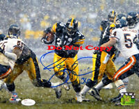 Jerome Bettis Steelers autographed 8x10 photo RP