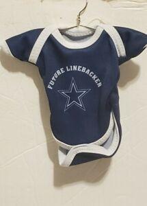 Dallas Cowboys future linebacker baby Keepsake Christmas Ornament  NEW