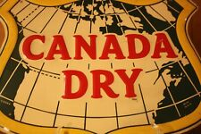 collectible-advertising-sign-Canada Dry