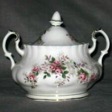 Royal Albert Lavender Rose Covered Sugar bowl