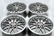 17 Wheels Miata Cooper Accord Cobalt Integra CL TL Spectra XB 4x100 4x114.3 Rims