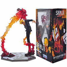 Anime One Piece POP Sanji Battle Ver. PVC Figure Collection Toy Gift New in Box
