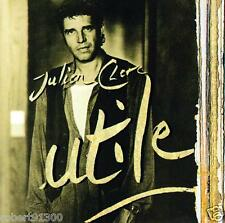 CD audio.../...JULIEN CLERC.../...UTILE....