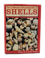 THE COLLECTORS ENCYCLOPEDIA OF SHELLS ed by S PETER DANCE hc/dj 1976 2nd ed