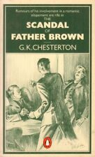 The Scandal Of Father Brown(Paperback Book)G.K. Chesterton-1982-Good