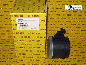 Mercedes-Benz Air Mass Sensor, MAF - BOSCH - 0280218190 - NEW OEM MB